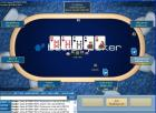 BetfairPoker table